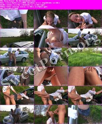 Sexy-Franzi Sexy-Franzi - An der Autobahn Thumbnail