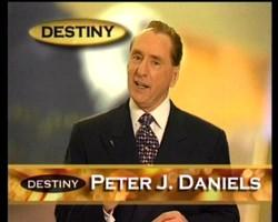 [ЭКСКЛЮЗИВ] Питер Дениэлс / Судьба третьего тысячелетия (Питер Дж. Дениэлс / Peter J. Daniels)